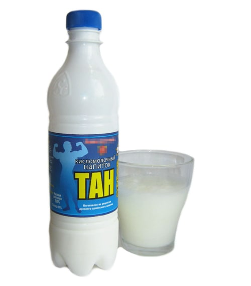 Кисломолочные напитки помогают при похмелье
